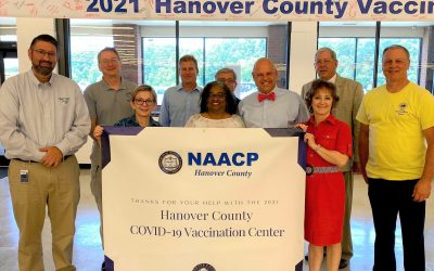 Hanover County NAACP Thanks Chickahominy Health District